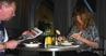 djupt försjunken i Värmlandstidningen vid frukostbordet...