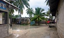 byn står i vatten...