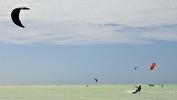 kite är populärt i Paje...