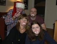 god jul från oss...