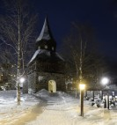 Åre kyrka...