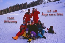 Team Göteborg 1996