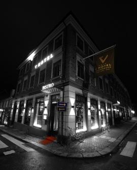 V Hotell Helsingborg, här bodde vi...