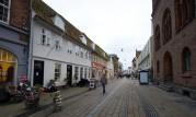 huvudgatan i Helsingör...