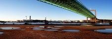 Älvsborgsbron Röda sten
