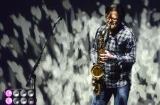 saxofonisten är ändå coolast...