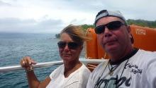 Herr och fru Kapten Haddock...
