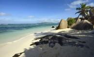 underbar strand...
