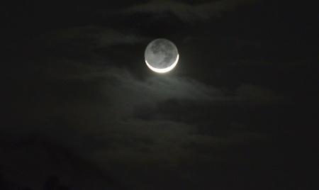 mån förmörkelse...