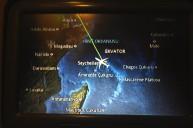 första flyget...