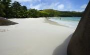 väldigt fin strand...