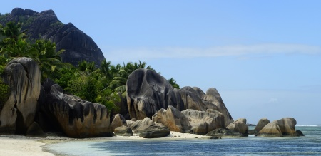 Anse Source d'Argent... La Digue...