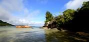 bra ställe att bara gå i vattnet på för ett snabbdopp...