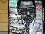 lokal hjälte som lämnat Harlem...