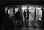 Carina tar hand om allt som rör New Yorks kollektivtrafik på ett föredömligt sätt...