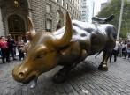 Charging Bull ( Wall Street Bull ) ...