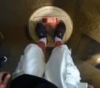 min vikt på månen, ni kan ju räkna ut vad jag väger i Sävedalen...