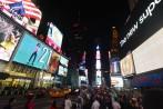 Times Square, helt galet...