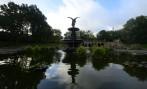 Bethesda Fountain...