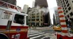 det ryker överallt, tur att brandkåren är på tårna hela tiden...
