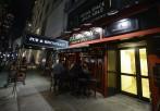 en pub som låg lite utanför turisgatorna...