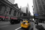 Grand Central Terminal med Chrysler Building till höger i bilden... det var tider då man ägde en Chrysler 300 Hemi...