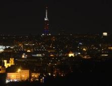 Tv tornet i Prag...