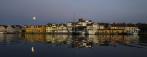 vatten reflektioner, Marstrand...
