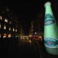 uppblåsbara reklamflaskor, som det skall vara...