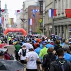 fantastiska människor som orkar springa 42 km...