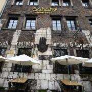 judisk restaurang...