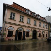 hus i Cracow...