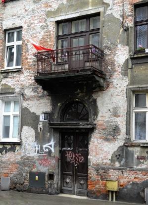 polsk trappuppgång...