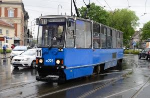 polsk spårvagn...