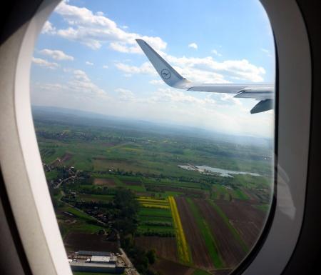 Lufthansa är bästa flyget inom EU...