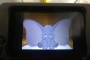 jag kollar Dumbo från 1941, bästa versionen...