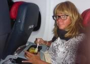lasagne på sista flyget...