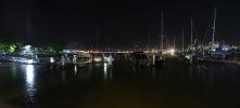 hamnen...