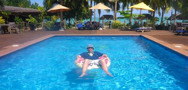 äntligen en pool igen...