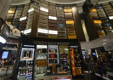 whisky affär i Singapore...
