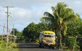 färg glad buss...