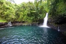 Afu Aau waterfall...