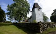 Kumlaby kyrka...