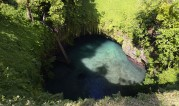 To Sua Trench hole...