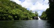 Gogosina Falefa falls...