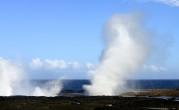 Alofaaga Blowholes...