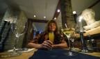 något gott att dricka innan maten... Restaurant & Bar Oliven...