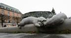 Sjuhäradsbrunnen... Stora torget...