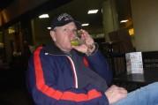 själv tar jag mig en dubbel gin o tonic på flygplatsen...