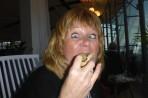 jag älskar smörgåsar med leverpastej...